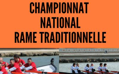 Première manche du championnat national de rame traditionnelle à Port la nouvelle