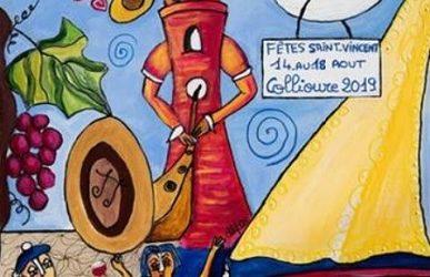 Les fêtes de la Saint Vincent à Collioure