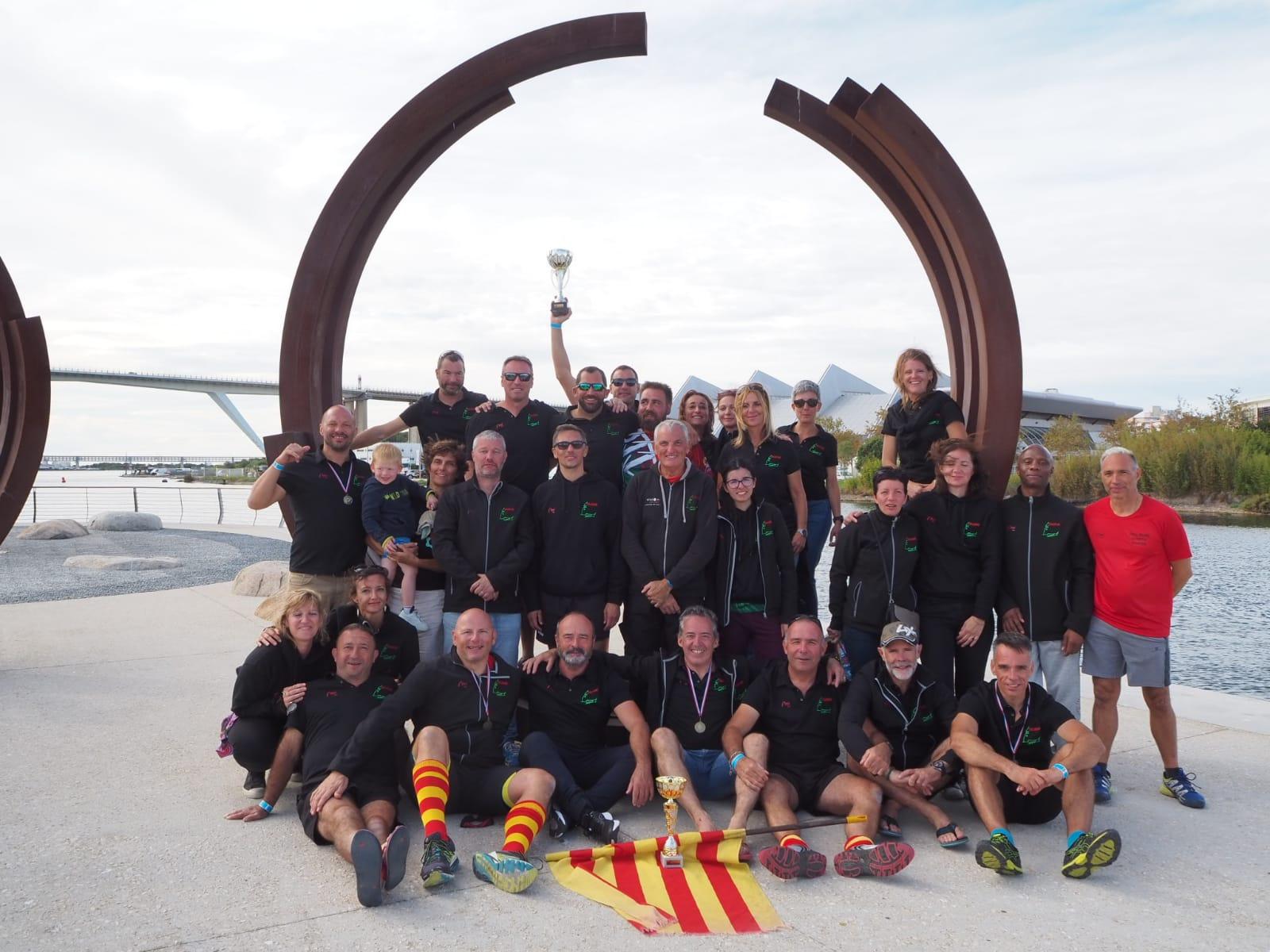 le CSA à Martigues le 6 octobre 2019