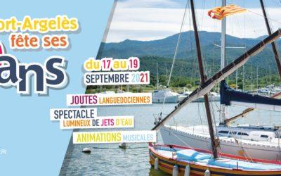 Le port d'Argelès-sur-Mer fête ses 30 ans